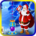 Bubble Shooter 3D Santa Claus Icon