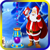 Bubble Shooter 3D Santa Claus 2017