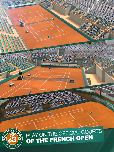 French Open: Tennis Games 3D - Championships 2018 1.33 screenshots 7