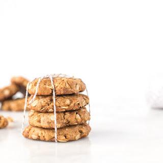 Healthier Flourless Peanut Butter Cookies