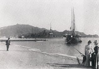 Photo: Nixe Amarrado en Muggia Trieste