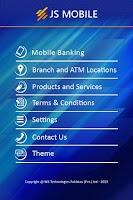 Screenshot of JS Mobile