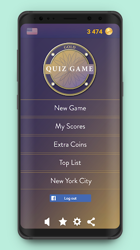 Gold Quiz Game 2019 - Very interesting questions  captures d'écran 2