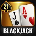 BLACKJACK 21 Casino Vegas: Black Jack 21 Card Game icon