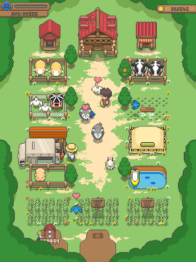 Tiny Pixel Farm - Ranch Farm Management Spiel screenshot 7
