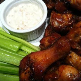 Chicken Wing Drummettes - gluten free, dairy free.