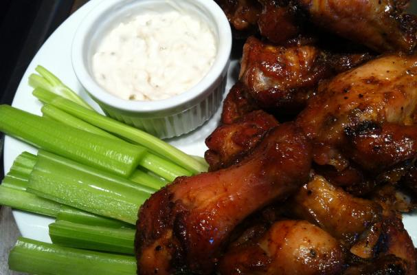 Chicken Wing Drummettes - Gluten Free, Dairy Free Recipe