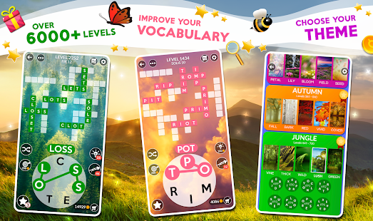 Game Wordscapes APK for Windows Phone