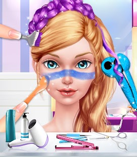Prom Queen Hair Stylist Salon- screenshot thumbnail