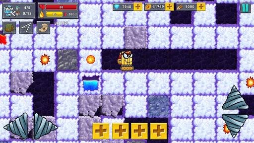 Digger Machine 2 - dig diamonds in new worlds 1.1.1 mod screenshots 2