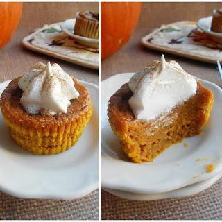 Pumpkin Pie Filled Cupcakes Recipes