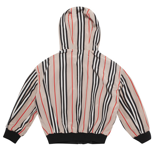 Thumbnail images of Burberry Boys Reversible Jacket