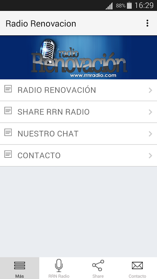 Radio Renovación- screenshot