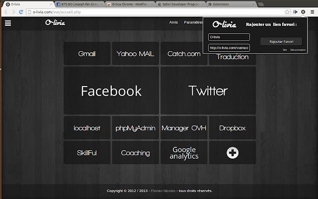 O-livia Chrome