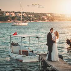 Wedding photographer Anıl Erkan (anlerkn). Photo of 31.08.2017
