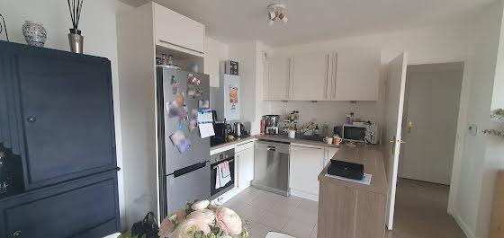 Vente appartement 3 pièces 61,19 m2