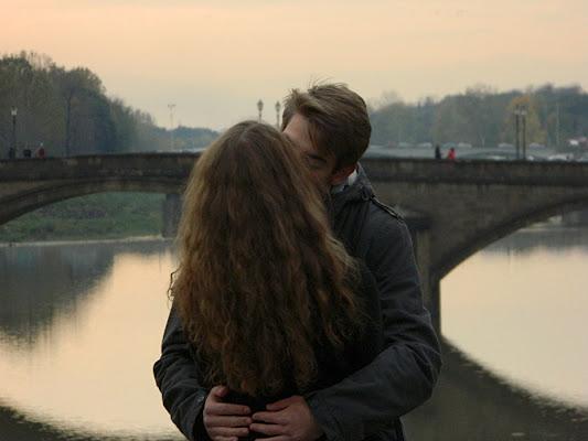 Il bacio di lucaldera