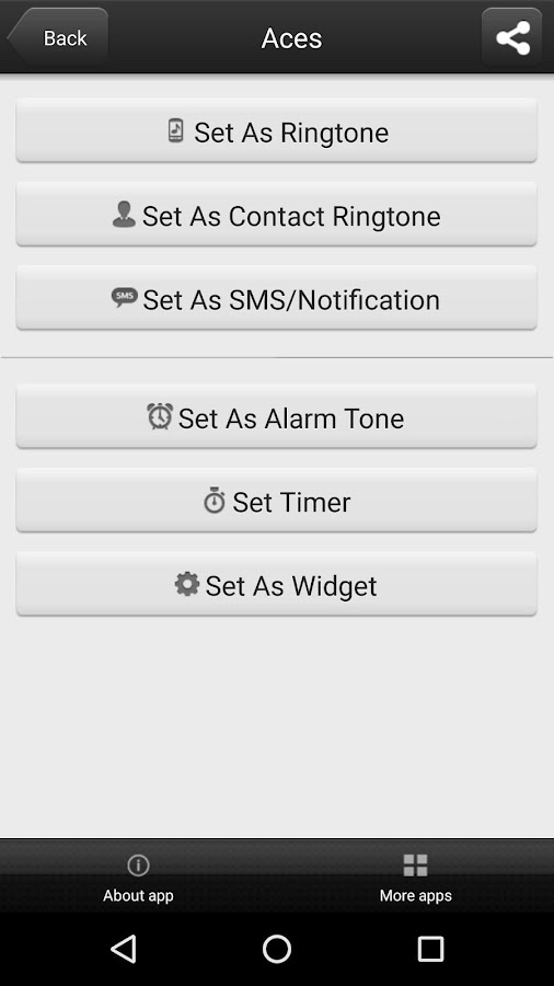 New Ringtones- screenshot