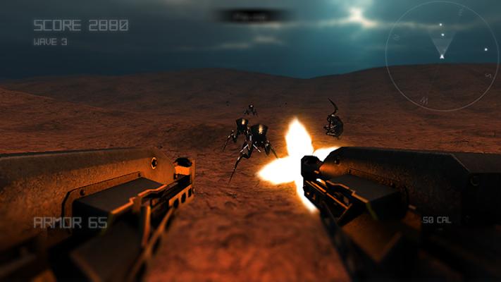 Alien Killer - screenshot