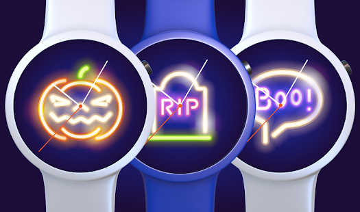 Halloween Watch Face - náhled