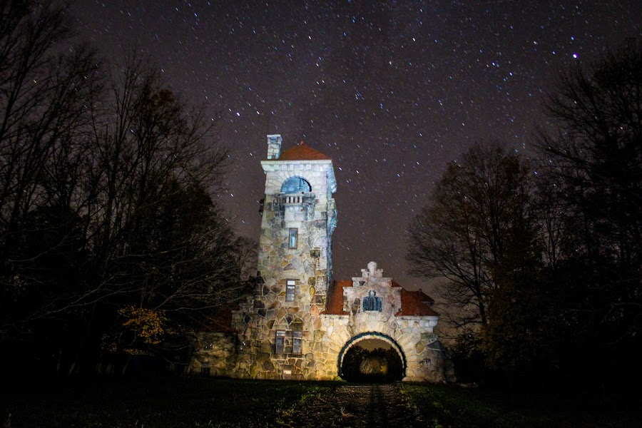 Gatehouse by David Downes - Novices Only Landscapes
