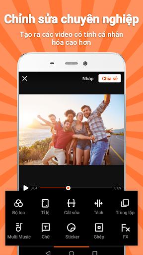 VivaVideo v7.6.6 Unlocked - Trình Chỉnh Sửa Và Tạo Video