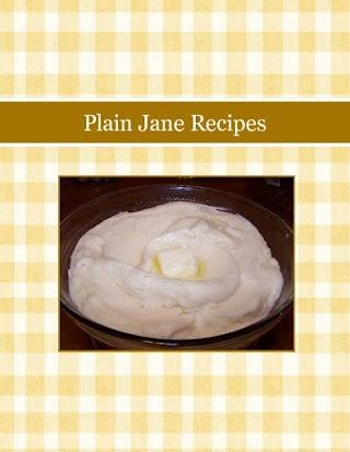 Plain Jane Recipes