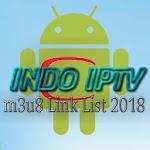 INDO IPTV : m3u8 Link List 2018 9.1