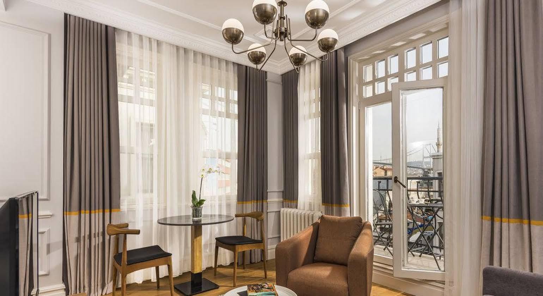Nevv Bosphorus and Suites