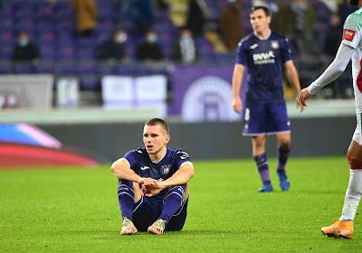 """Le huis-clos est de retour, Anderlecht réagit : """"Un impact économique négatif important"""""""
