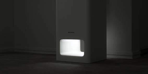 Z:\精采T1\客戶\BALMUDA\BALMUDA_產品資料&LOGO\BALMUDA The Pure空氣清淨機\A01A\光点灯イメージ\A98I8520.jpg