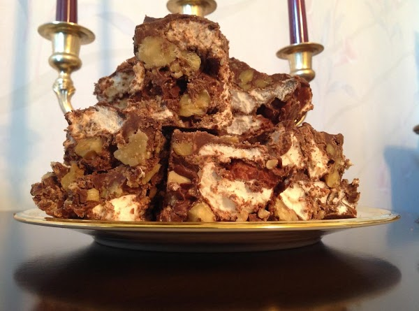 Rocky Road Candy Jeanne's Way Recipe