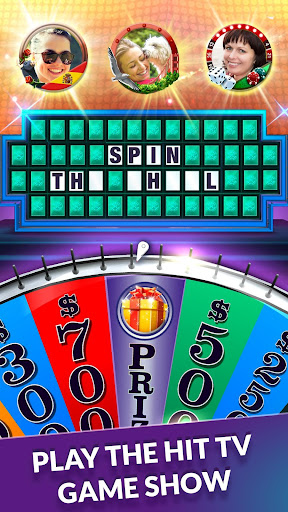 Wheel of Fortune: Free Play 3.39 screenshots 1