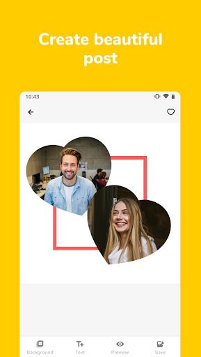 Post Maker for Instagram - PostPlus 1.6.2 Apk for Android 6