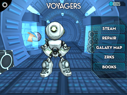 Voyagers- screenshot thumbnail