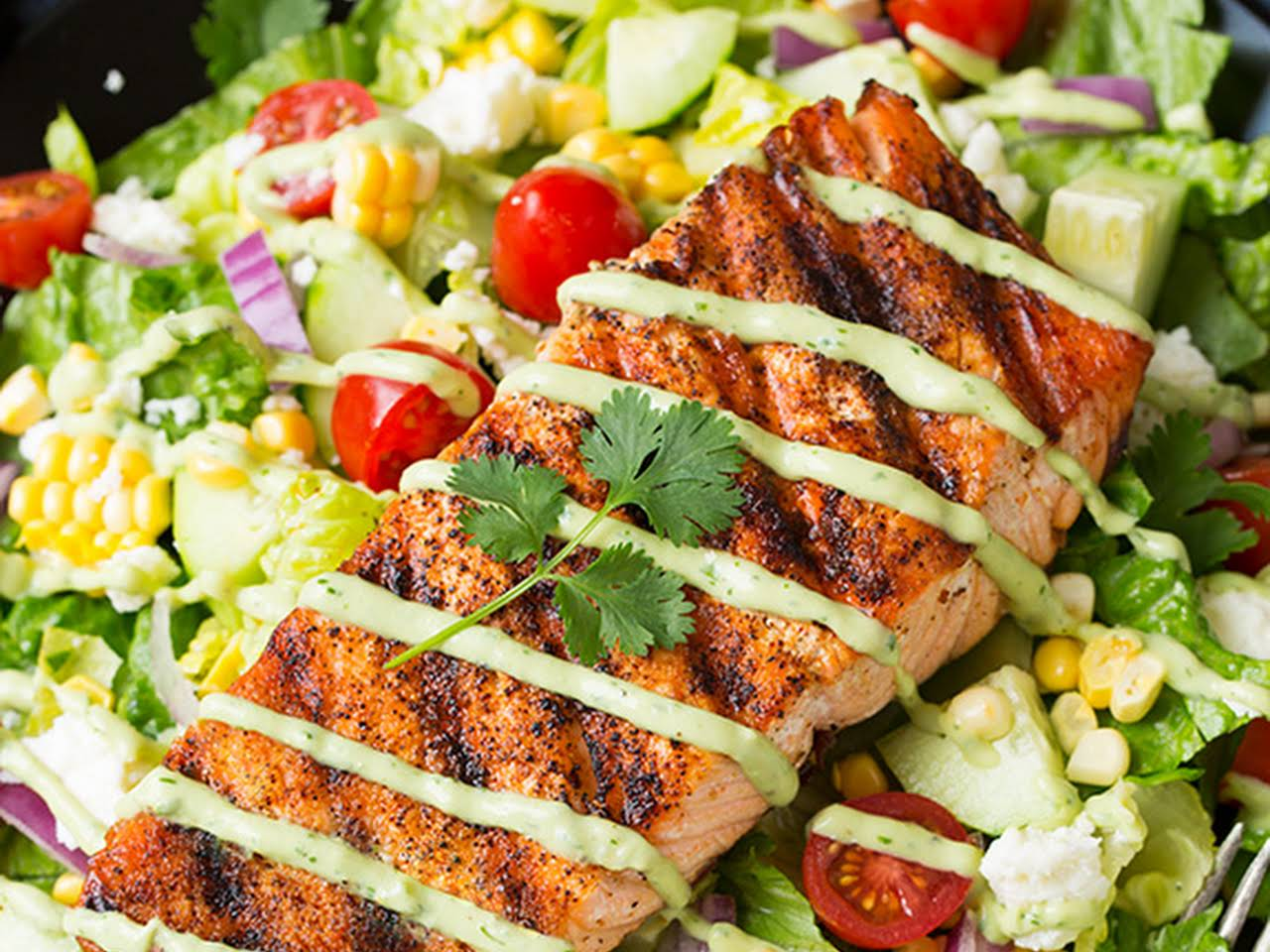 10 Best Healthy Grilled Salmon Salad Recipes Yummly