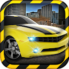 Aeropuerto taxi Simulador 3D icon