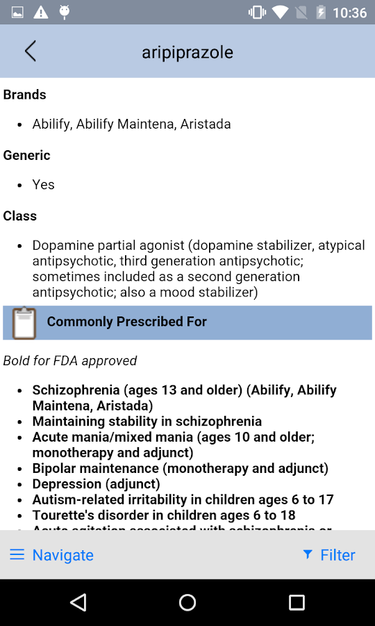 NEI Prescribe- screenshot