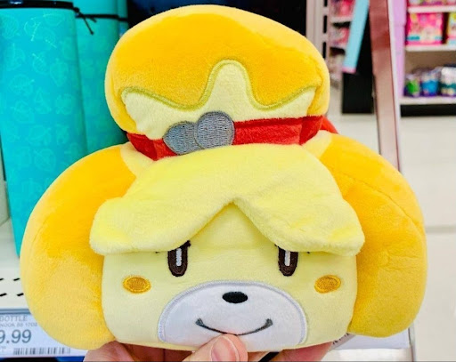 Club Mocchi-Mocchi Animal Crossing Junior 6″ Plush Only $5 on Walmart.com (regularly $13)