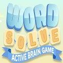 WORD SOLVE: Active Brain Game icon