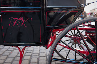 Photo: Carriage detail.