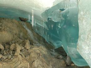 Photo: Melting glacier