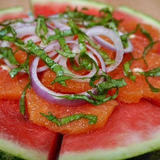 Orange Watermelon Salad Recipes