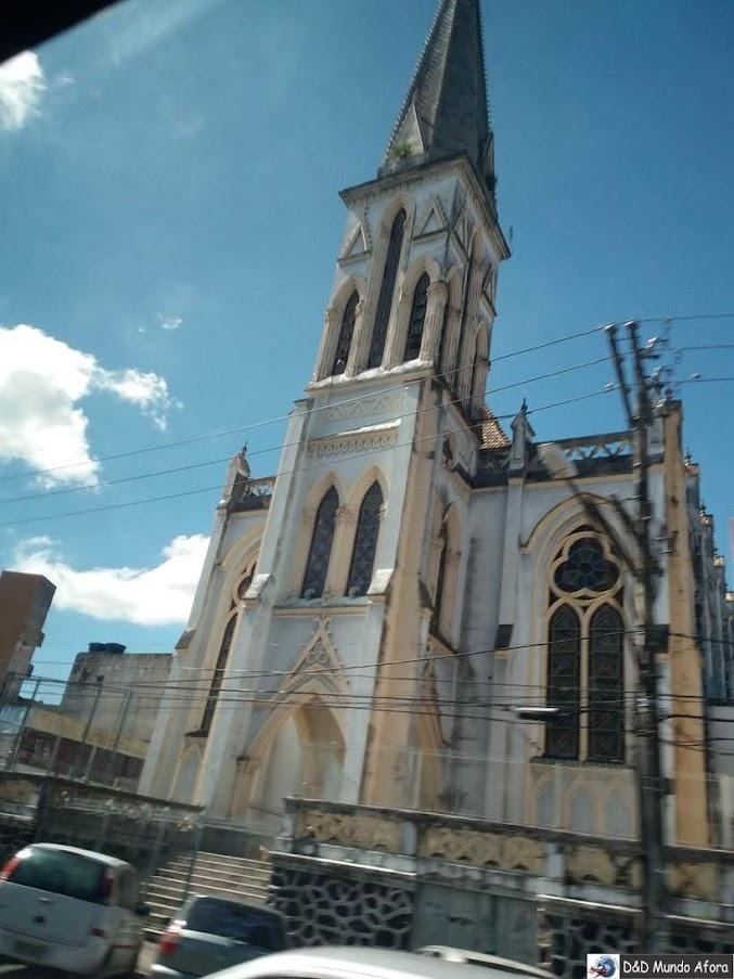 O que fazer em Salvador (Bahia) - Igreja Nossa Senhora dos Mares
