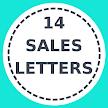 14 Sales letters APK