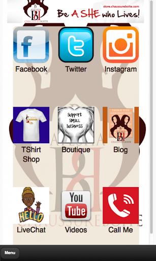 B. Ayesha Inc ~ The App
