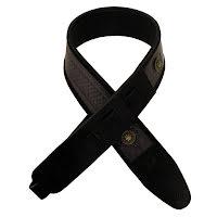 Profile VPB10-2 Garment Leather Strap Black
