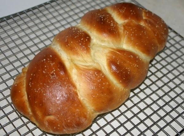 Challah Bread (egg Bread) Recipe