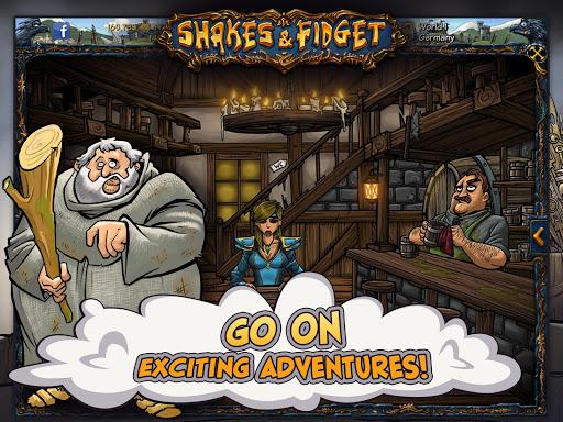 Shakes and Fidget Retro screenshot 7