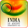 Independence Day Greeting Maker 2018 APK icon